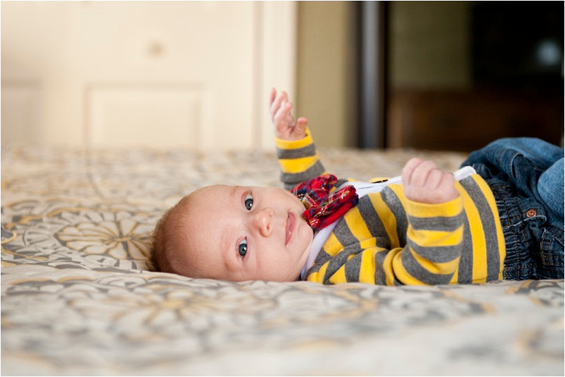 3 Month Old Joplin Children's Photographer