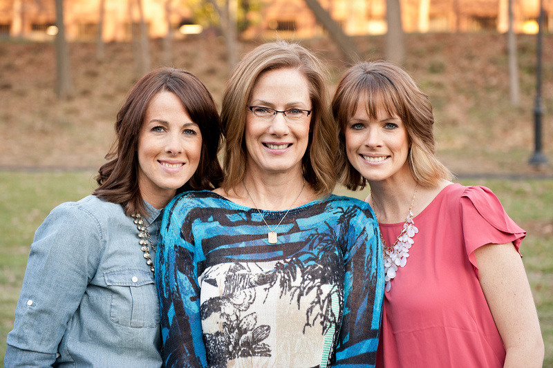 Kansas City Mother and Daughters